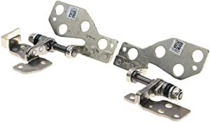 GinTai L&R Touch LCD Hinges Set Replacement for Dell Inspiron 15 5542 5000 5543 5547 5548