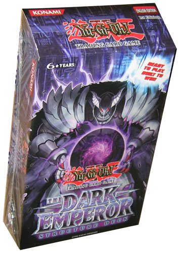 Upper Deck YuGiOh GX 1st EDITION American Card Game Struc...