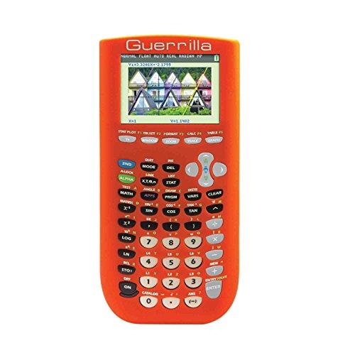 Guerrilla Silicone Case for Texas Instruments TI-84 Plus ...