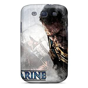 Hot New Warhammer Space Marine Game Case Cover For Galaxy S3 With Perfect Design