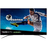 Hisense 65 class H9E Plus (64.5 diag.) 4K UHD Android TV with HDR, Google Assistant (65H9080E Plus)