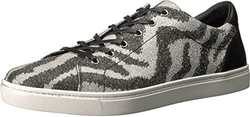 Dolce & Gabbana Uomo Glitter Zebra Sneaker Zebra