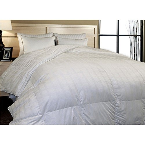 Blue Ridge Home Fashion 600 Thread Count Cotton Windowpan...