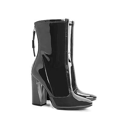 Guess, Damen Stiefel & Stiefeletten , schwarz schwarz