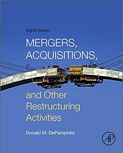 Amazon com: Mergers, Acquisitions, and Other Restructuring