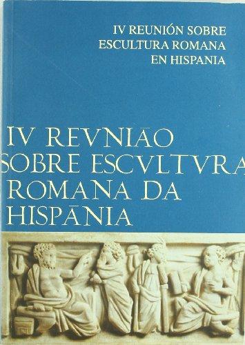 Descargar Libro Actas De La Iv Reunión Sobre Escultura Romana En Hispania Vvaa
