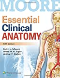 Essential Clinical Anatomy Us Ed, Moore, 1451187491