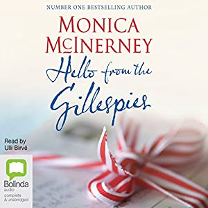 Hello from the Gillespies | Livre audio