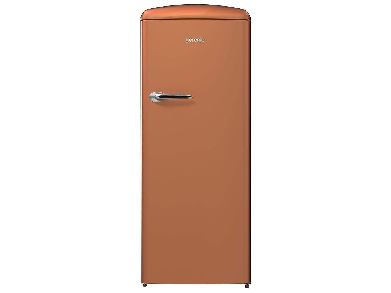 Gorenje Kühlschrank Kupfer : Gorenje orb153cr kühlschrank kupfer: amazon.de: elektro großgeräte