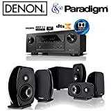 Denon AVR-X2300W Receiver Bundle wi