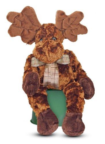 (Melissa & Doug Maximillian Moose Stuffed Animal (over 18