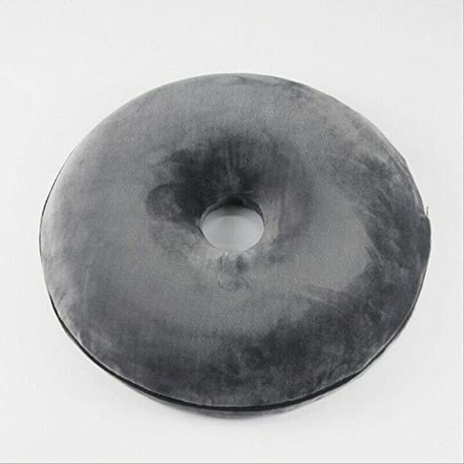 hzbxhcus Cojines,40x40 Cm Coccyx Pain Relief Ring Chair Seat ...