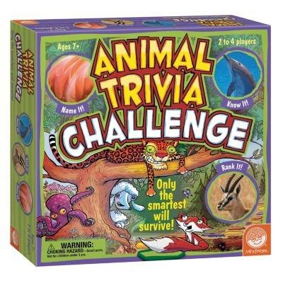 MindWare - Animal Trivia Challenge Game ()
