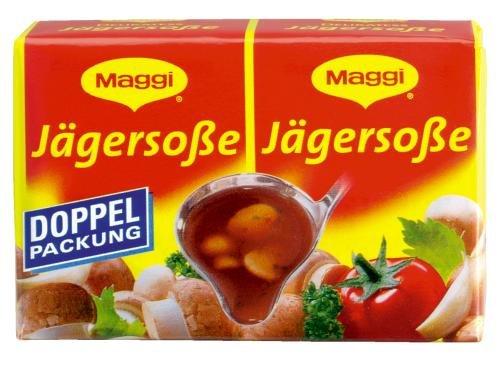 Maggi delikatess doble Pack Cazadores salsas, 18 pack (18 x 500 ml de cartón