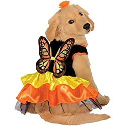 Monarch Butterfly Pet Pet Costume - Small