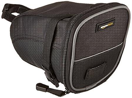 AmazonBasics Strap-On Wedge Saddle Bag