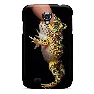 Protection Case For Galaxy S4 / Case Cover For Galaxy(frogs Eat Humans)