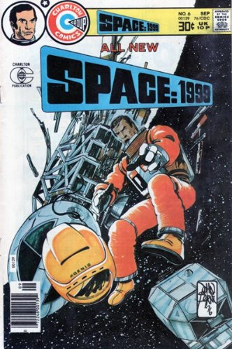 Space: 1999 Vol. 2 No. 6 September 1976 (Comic Book)