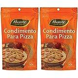 Alicante Especias y Condimentos (Condimento para Pizzas, 25 gr.) - PACK of