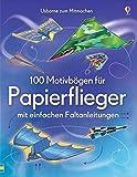 Papierflieger: Usborne zum Mitmachen