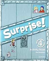 Surprise 4 activity book - 9780194408097: Amazon.es