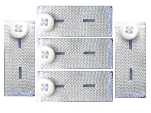 Elastic Collar Extenders Set 5
