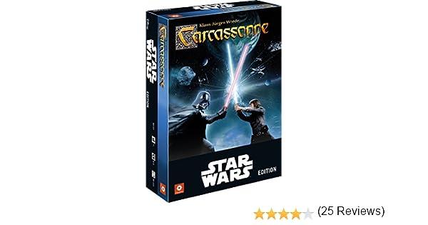 Asmodee – carc01sw – Carcassonne Star Wars: Amazon.es: Juguetes y juegos