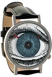 Eye Watch - The All Seeing Eye of Freemasonry and Illuminati - Unisex Analog Water Resistant