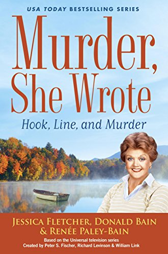 Download PDF Murder, She Wrote - Hook, Line, and Murder