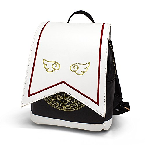 Card Captor Sakura Uniform Randoseru Backpack Kawaii Lolita Magical School Bags for Teenager Girls