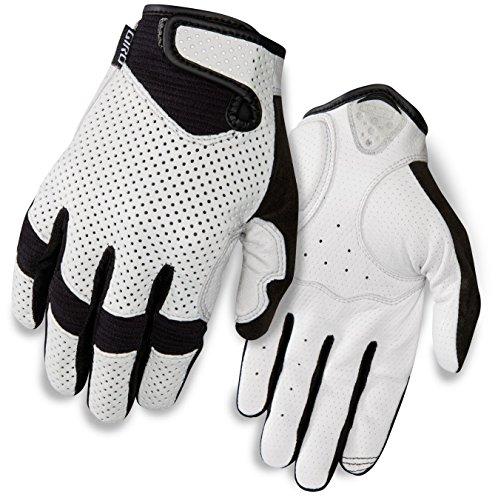 - Giro LX LF Cycling Glove - Men's White, L
