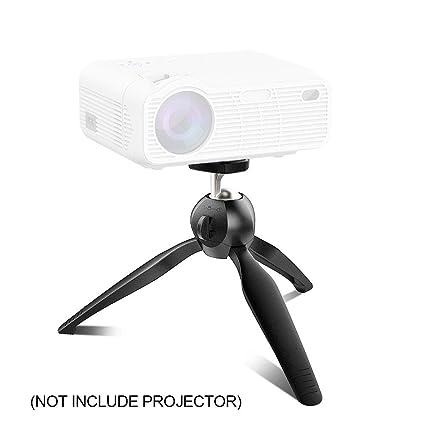 salange Mini proyector Mini trípode para xming Proyector Cámara y ...