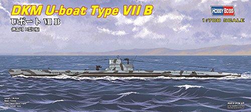 - Hobby Boss DKM U-Boat Type VIIB Boat Model Building Kit
