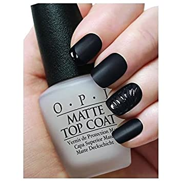 Matte Top Coat Nt T35 Nail Polish 15ml