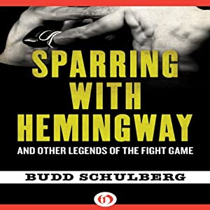 Sparring with Hemingway Audiobook
