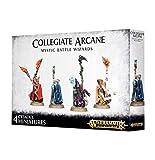Warhammer AOS Collegiate Arcane Battle Wizards