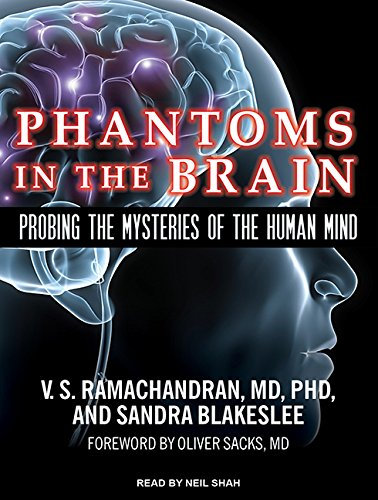 Phantoms in the Brain: Probing the Mysteries of the Human Mind by Tantor Audio
