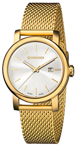 Wenger urban classic vintage 01.1021.118 Womens quartz watch