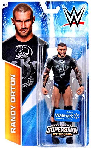 Amazon Com Wwe Wrestling Superstar Entrances 2015 Randy Orton
