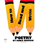 How to Read and Write Poetry, Anna Cosman, 0531022617