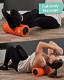 URBNFit Vibrating Foam Roller 5-Speed Massage