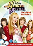 Hannah Montana: Life Is What You Make It [Reino Unido] [DVD]