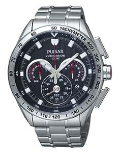 Pulsar PU2001X1 - Reloj de Caballero movimiento de cuarzo con brazalete metálico