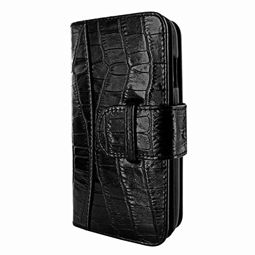 Piel Frama 716 Black Crocodile WalletMagnum Leather Case for Apple iPhone 6 / 6S by Piel Frama (Image #1)