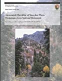 Annotated Checklist of Vascular Flora, National Park Service, 1492737763