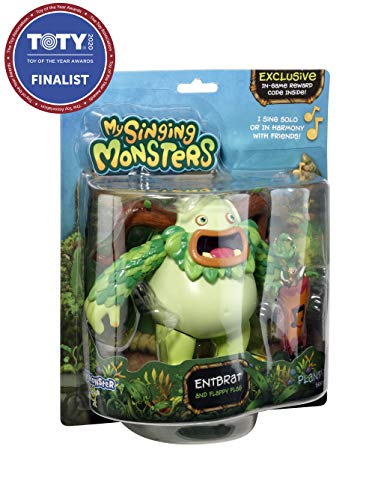 My Singing Monsters Musical Collectible Figure- Entbrat