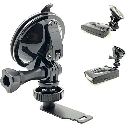 ChargerCity Super Strong Suction Mount for Whistler Radar Detector (CR65 CR 70 CR75 CR80 CR85 CR90 CR93 XTR Pro DE17xx XTR2xx XTR3xx XTR4xx XTR5xx XTR6xx All Whistler Radar Models)
