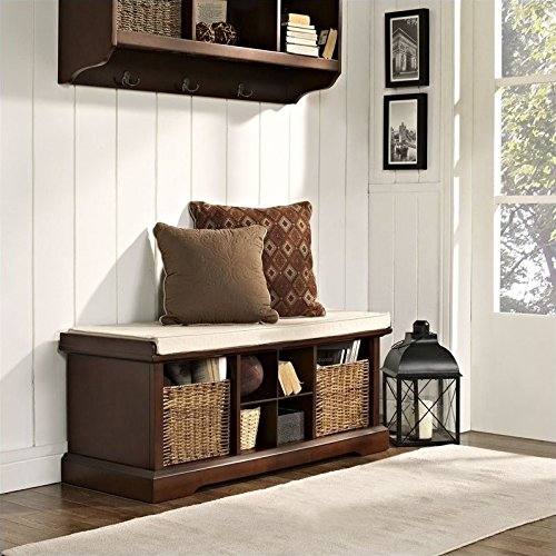 entryway furniture with storage - 3