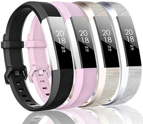 Amazon.com: ZEROFIRE - Pulseras compatibles con Fitbit Alta ...
