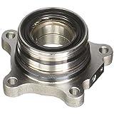 WJB WA512351 - Rear Right Wheel Hub Bearing Assembly/Wheel Bearing Module - Cross Reference: Timken BM500016 / Moog 512351 / SKF BR930616